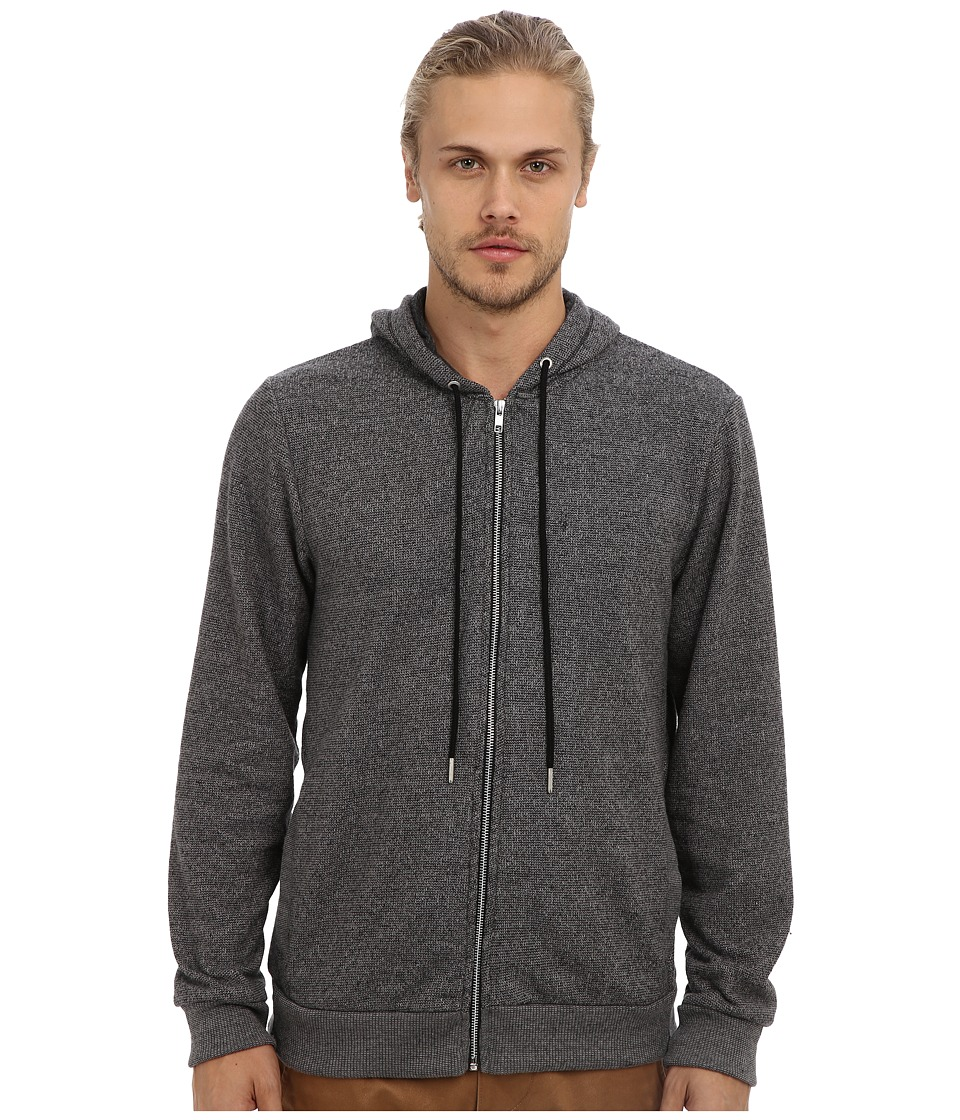 Alternative - Jaspe Hoodie (Eco Black) Men