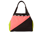 LeSportsac Blocked Small Shaka Tote (Surf's Up)