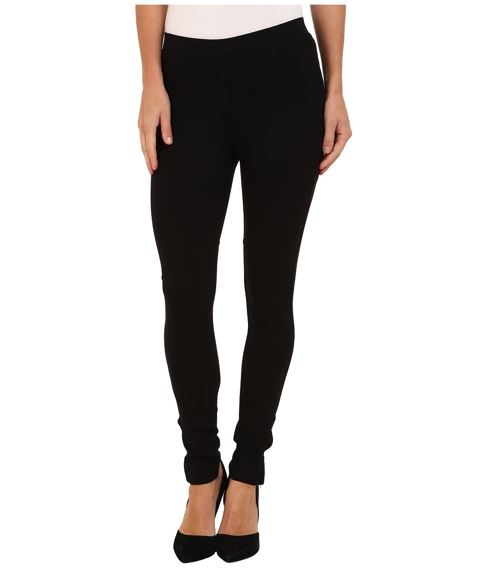 Alternative - Ponte Pant (Black) Women's Casual Pants