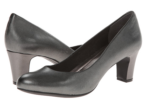 Easy Spirit - Redefine (Pewter Leather) Women's Shoes