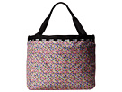 LeSportsac Shaka Tote (Totally Rad)