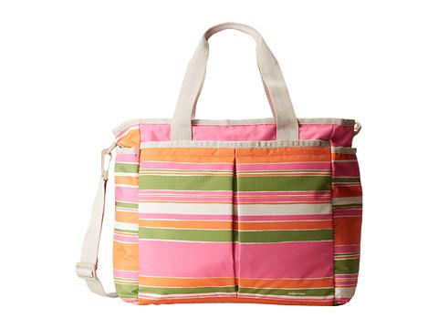 LeSportsac - Ryan Baby Bag (Bahia Stripe) Diaper Bags