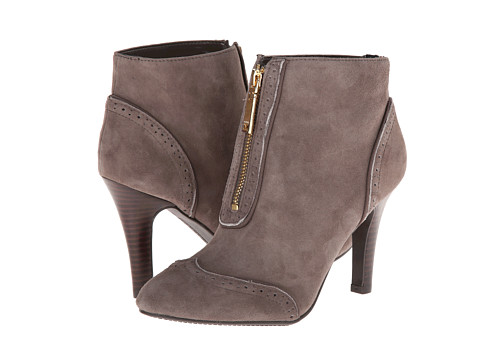 Tommy Hilfiger - Scotlin (Storm Grey Suede) Women