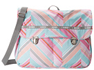 LeSportsac Messenger Backpack (Zig Zag)