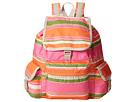 LeSportsac Voyager Backpack (Bahia Stripe)