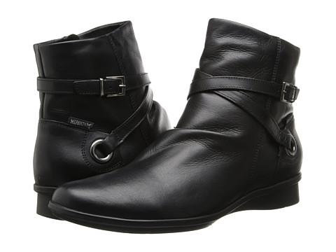 Mephisto - Sarina (Black Steve) Women's Zip Boots