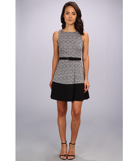 Coconinno by Eva Franco - Evette Dress (Grey Diamond) Women's Dress