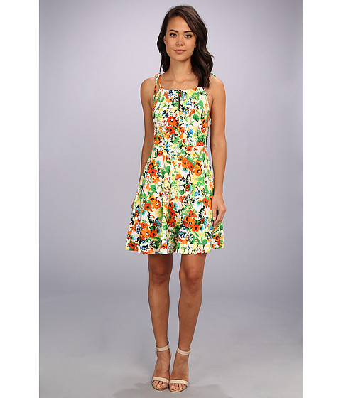 Coconinno by Eva Franco - Grayson Dress (Floral Paradise) Women's Dress