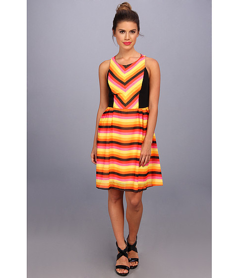 Coconinno by Eva Franco - Lynn Dress (Summer Taffy) Women's Dress