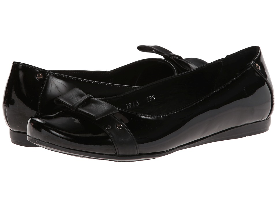 Fitzwell - Laura (Black Patent) Women