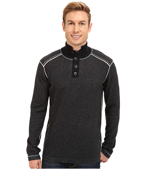 Ecoths - Maddox Sweater (Black) Men's Sweater