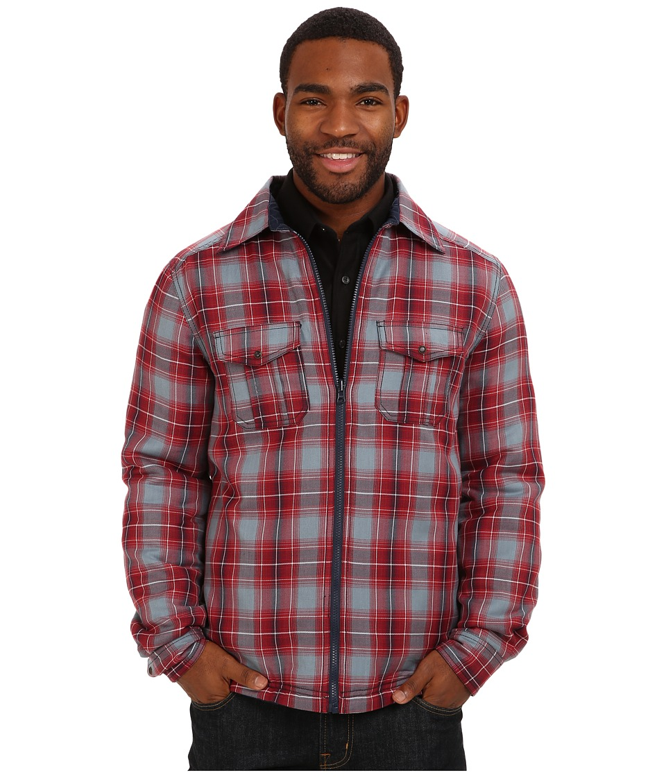 Ecoths - Alder Reversible Jacket (Mood Indigo) Men