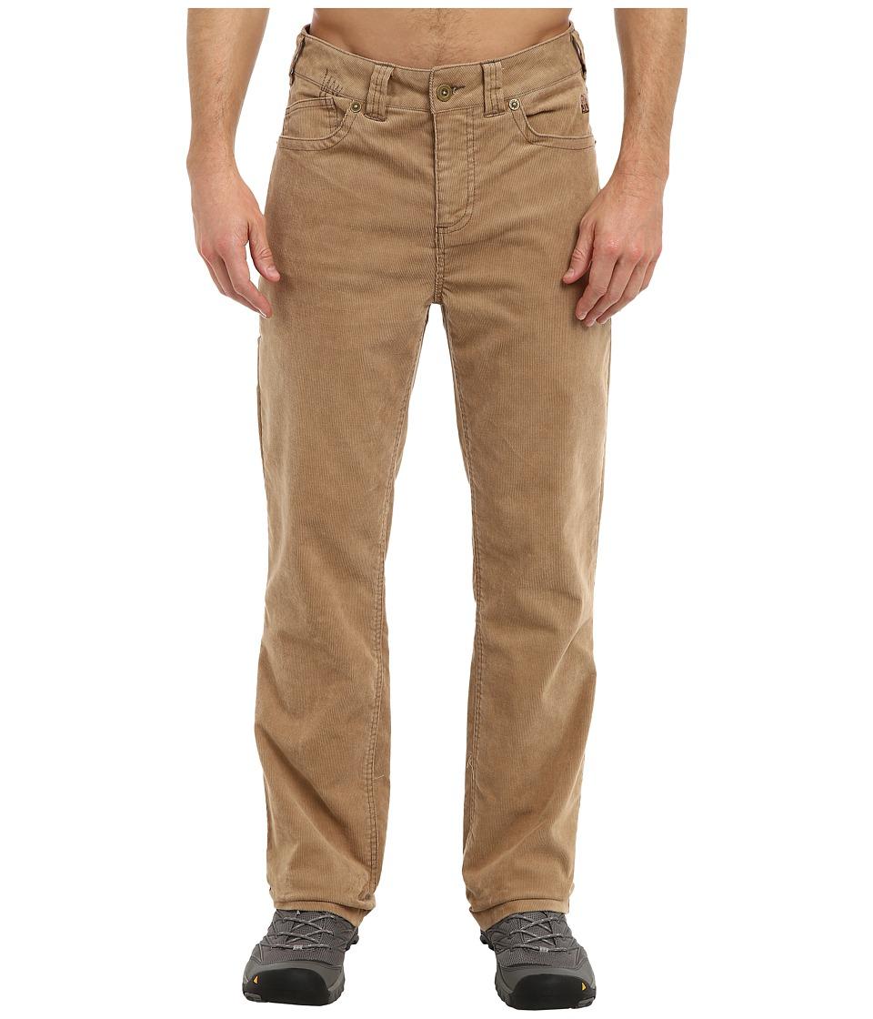 Ecoths - Grady Cord Pant (Beige) Men
