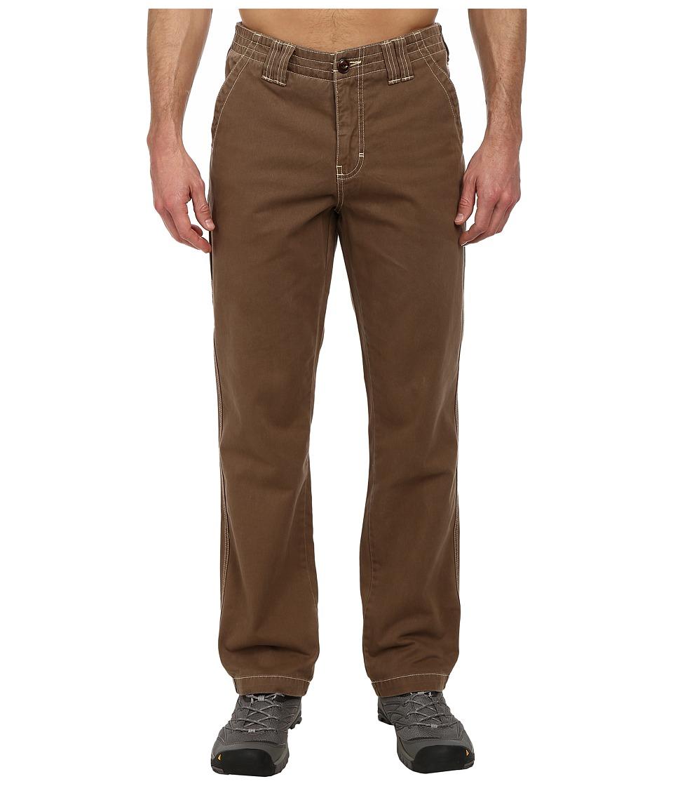 Ecoths - Keizer Pant (Teak) Men's Casual Pants