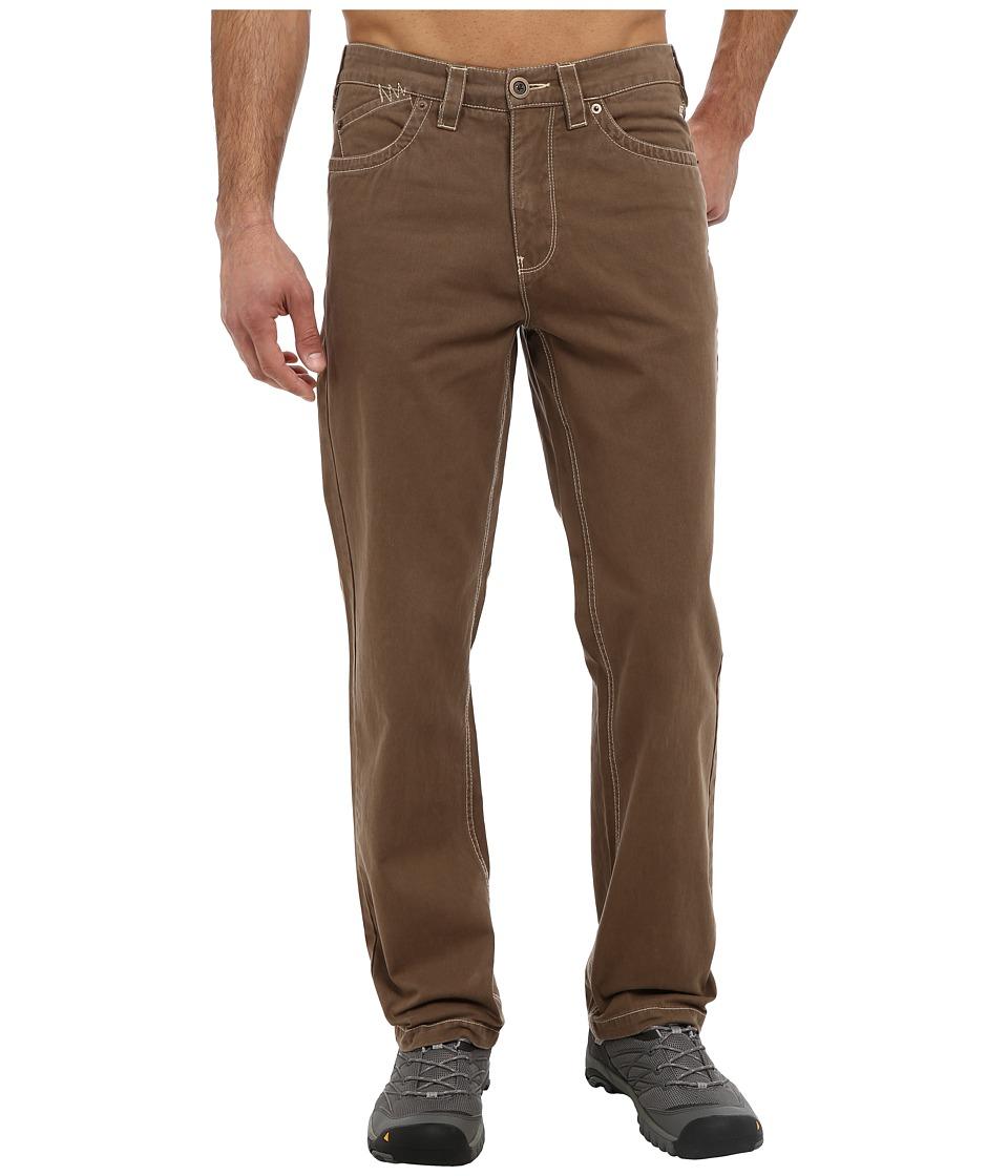 Ecoths - Jaxon Pant (Teak) Men's Casual Pants