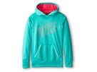 Nike Kids KO Reflective OTH Hoodie (Little Kids/Big Kids) (Hyper Jade/Hyper Pink)