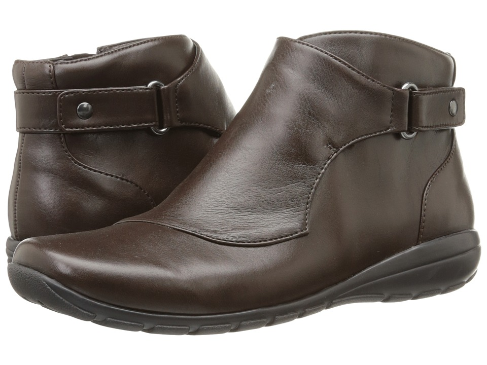 Easy Spirit - Ankling (Dark Brown Synthetic) Women