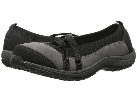 Easy Spirit - Sideways (Medium Grey Multi Suede) Women's Shoes