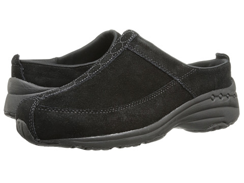 Easy Spirit - Tilda (Black Suede) Women