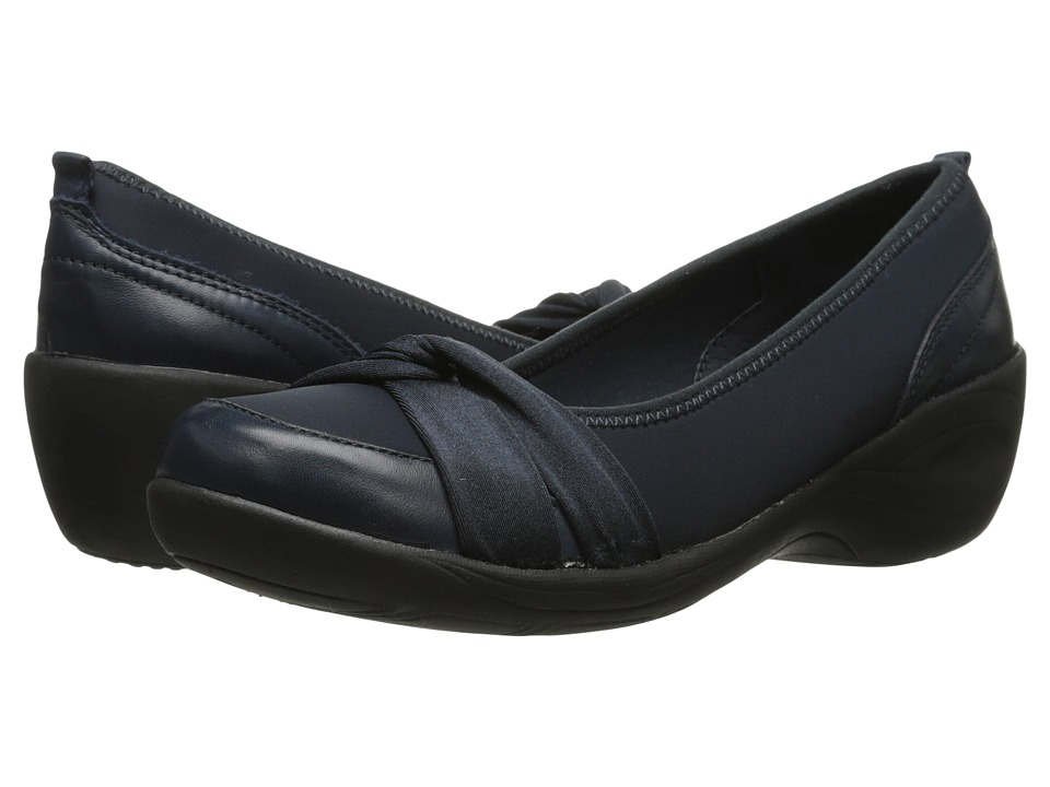 Easy Spirit - Kota (Navy Multi Fabric) Women's Shoes
