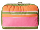 LeSportsac Extra Large Rectangular and Square Cosmetic Combo (Bahia Stripe) Cosmetic Case