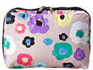 LeSportsac Extra Large Rectangular and Square Cosmetic Combo (Tuileries) Cosmetic Case