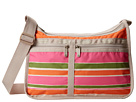 LeSportsac Deluxe Everyday Bag (Bahia Stripe)