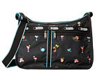 LeSportsac Deluxe Everyday Bag (Happy Hour)