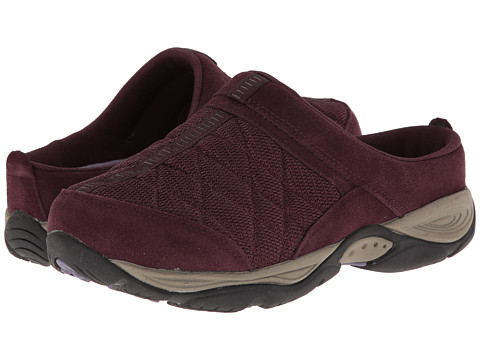 Easy Spirit - EZ Time (Wine/Wine Suede) Women