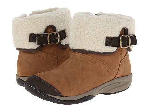Easy Spirit - Lockdown (Medium Brown Multi Suede) Women