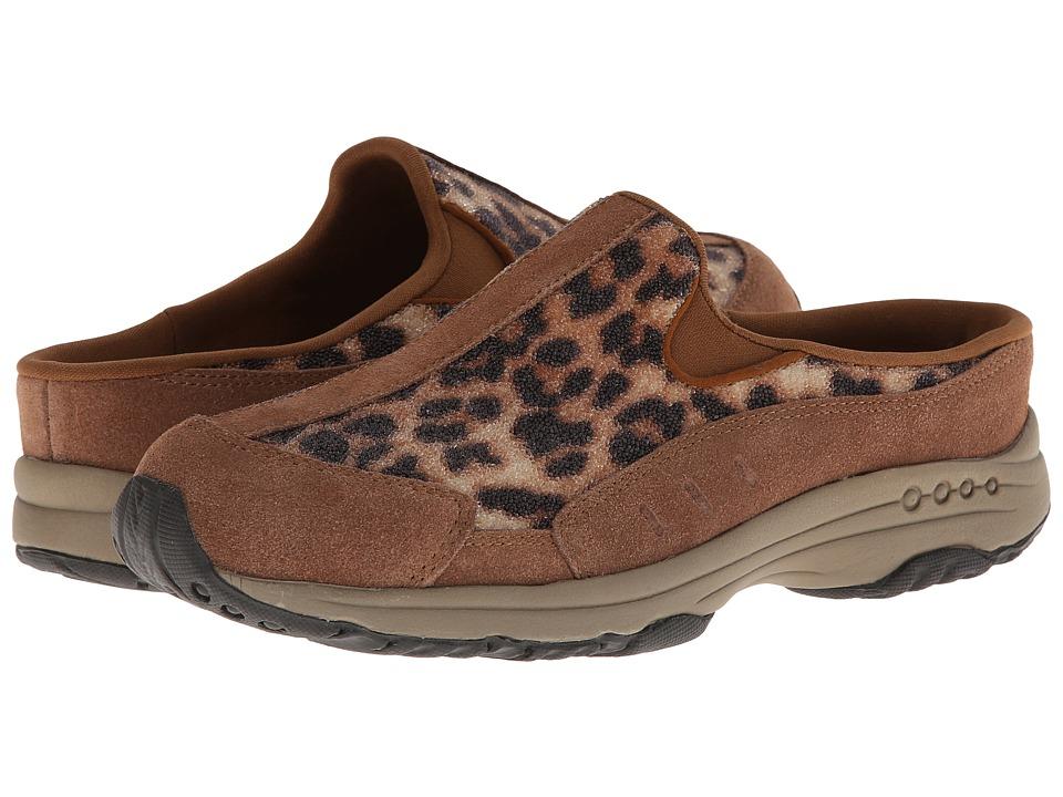 Easy Spirit - Traveltime92 (Medium Brown/Medium Brown Multi Suede) Women's Shoes