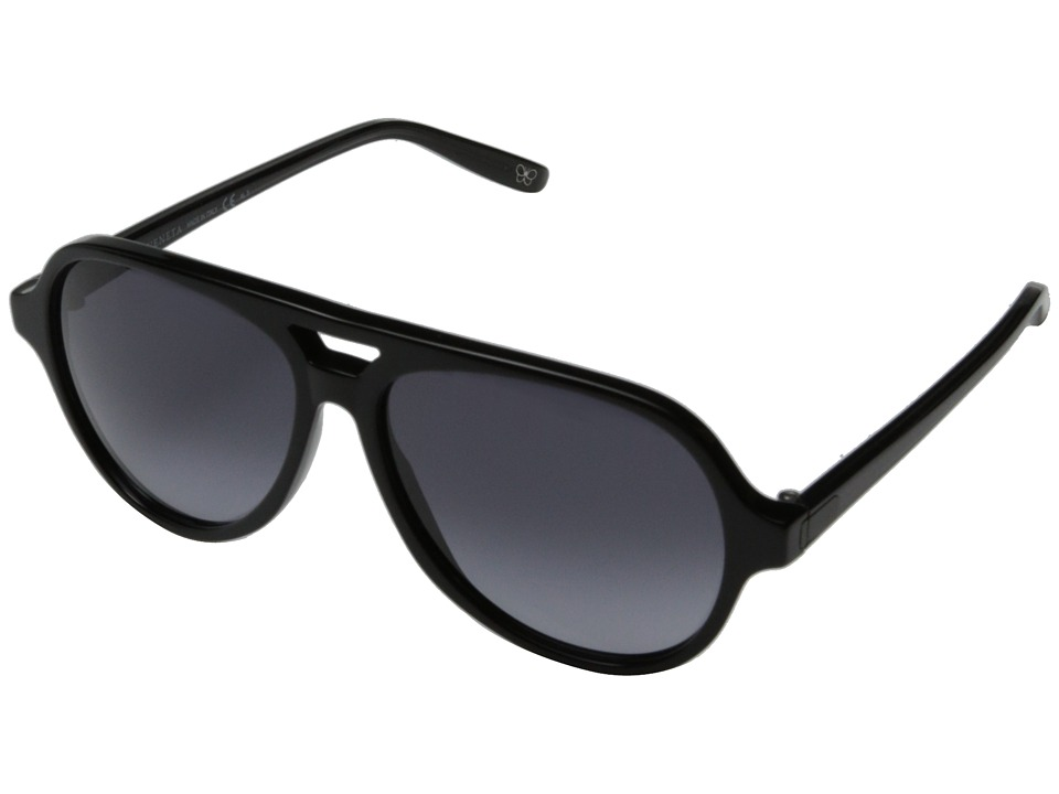 Bottega Veneta - BV 273/S (Black/Gray Gradient) Fashion Sunglasses