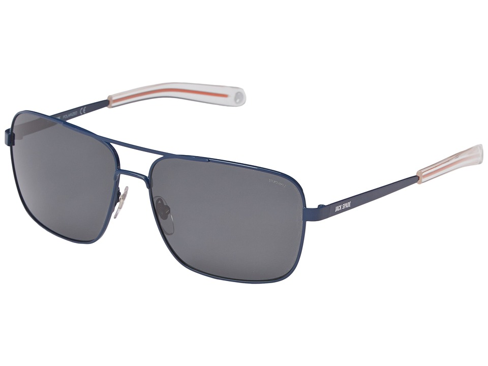Jack Spade - Wright/P/S (Navy/Gray Polarized) Fashion Sunglasses