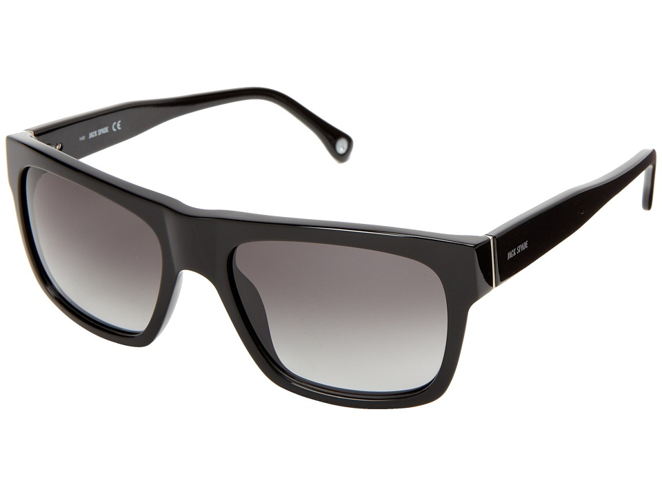 Jack Spade - Bennett/S (Black/Gray Gradient) Fashion Sunglasses