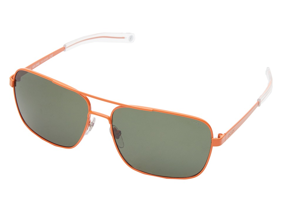 Jack Spade - Wright/P/S (Orange/Green Polarized) Fashion Sunglasses