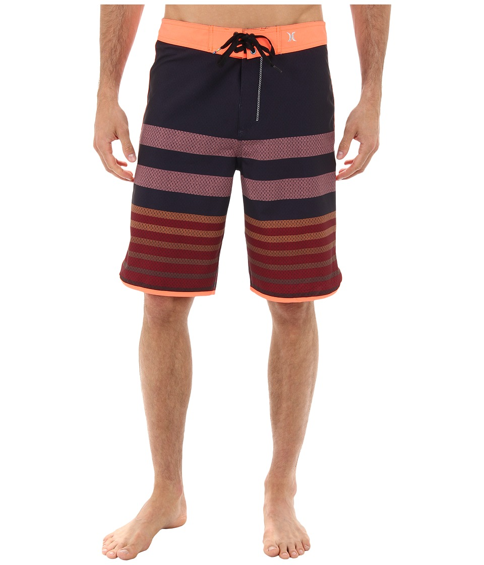 Hurley - Phantom Warp 4 Boardshort (Bright Mango) Men