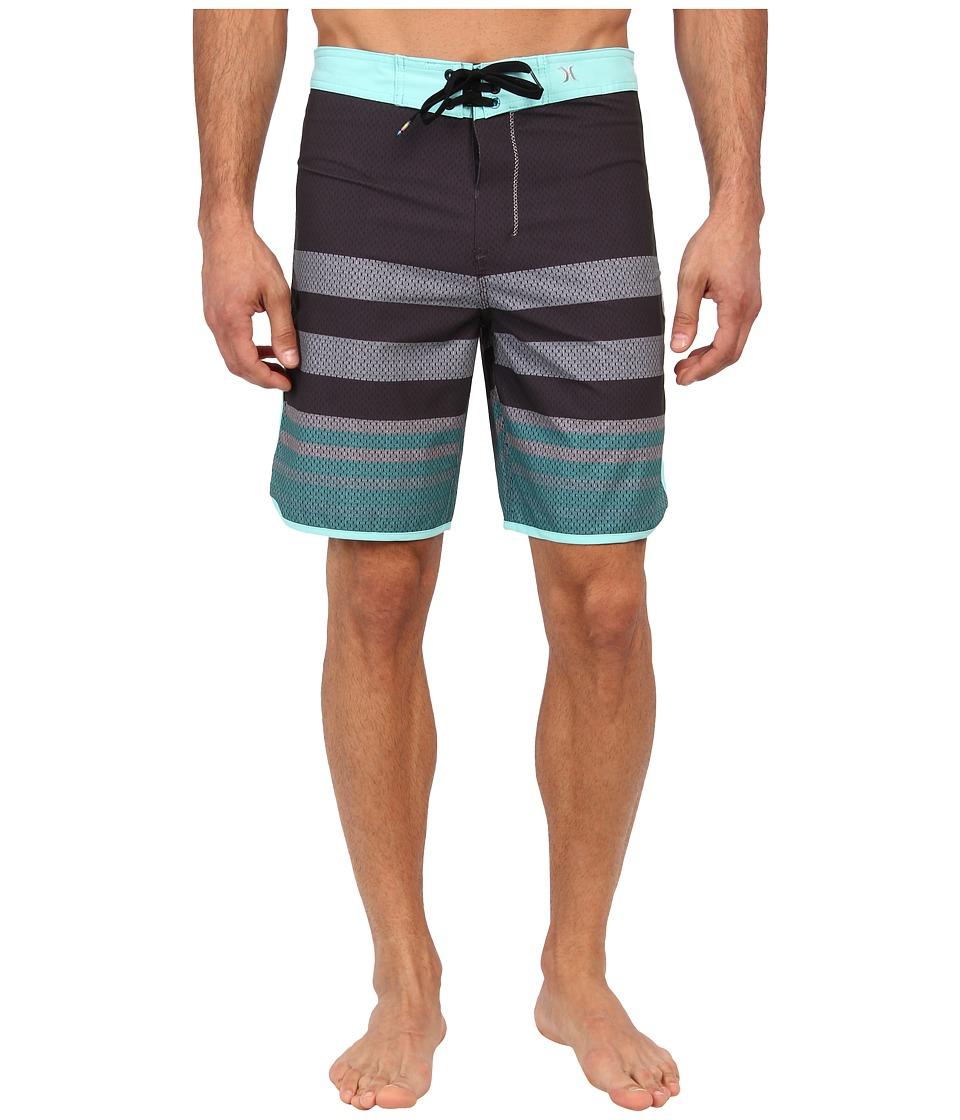 Hurley - Phantom Warp 4 Boardshort (Medium Ash) Men's Swimwear