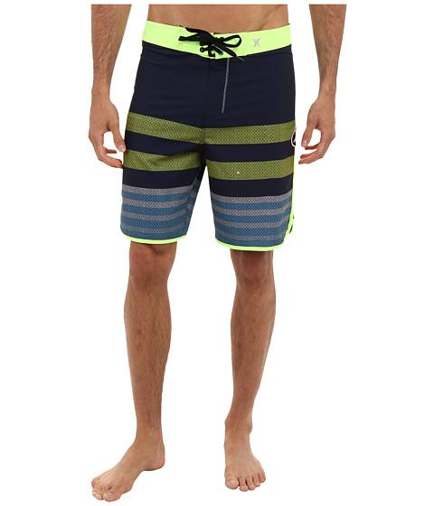 Hurley - Phantom Warp 4 Boardshort (Midnight Navy) Men's Swimwear