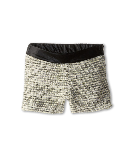 Ella Moss Girl - Downtown Shorts (Big Kids) (Heather Grey) Girl's Shorts