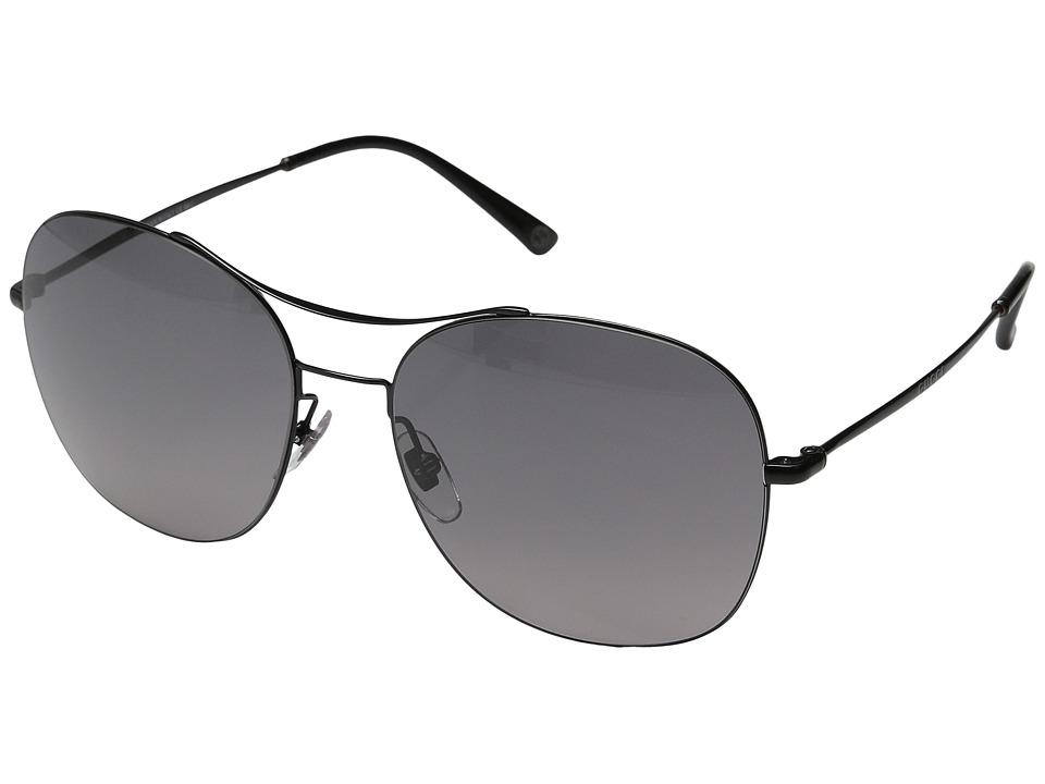 Gucci - GG 4253/S (Black/Gray Gradient) Fashion Sunglasses