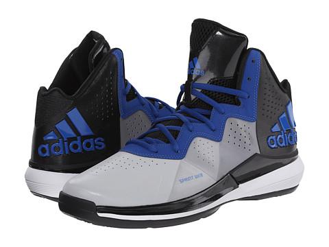 adidas - Intimidate (Clear Onix/Collegiate Royal/Black) Men