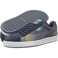 Suede Classic (New Navy Turbulence) Shoes