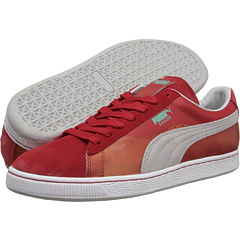 Suede Classic (High Risk Red Glacie) Shoes
