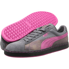 Suede Classic (Steel Gray Beetroot) Shoes