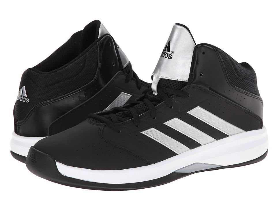 adidas - Isolation 2 (Black/Silver Metallic/Core White) Men