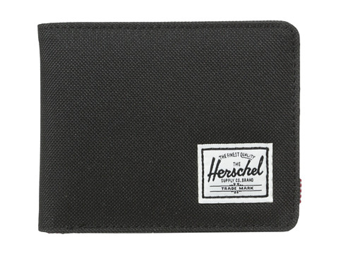 Herschel Supply Co. - Roy (Black) Bi-fold Wallet