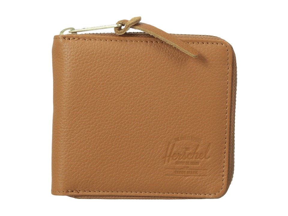 Herschel Supply Co. - Walt (Tan Pebble) Wallet Handbags