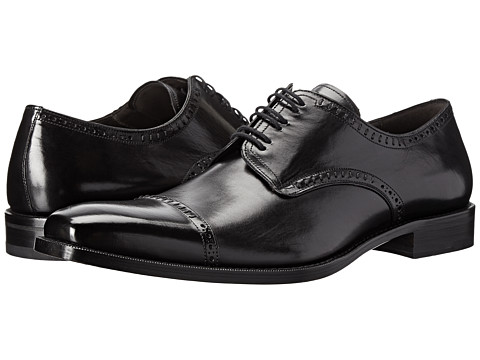 Mezlan - Byron (Black) Men's Shoes