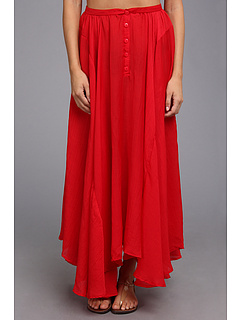 SALE! $34.99 - Save $85 on MINKPINK Baja Maxi Cover Up (Red) Apparel - 70.84% OFF $120.00