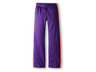 Nike Kids KO 2.0 Fleece Pant (Little Kids/Big Kids) (Court Purple/Hyper Punch/Action Red)